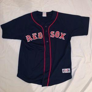 David Ortiz Boston Red Sox Jersey